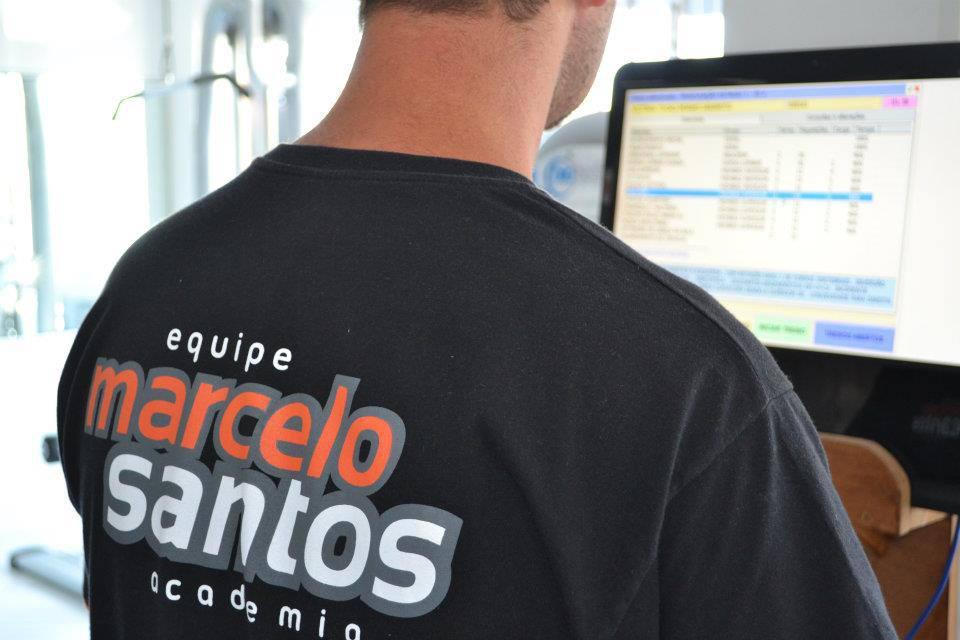 Equipe Marcelo Santos Academia