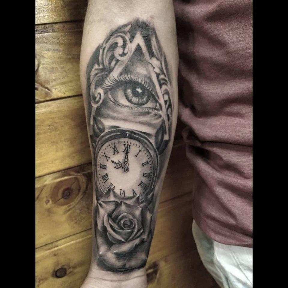 Corvo Tattoo