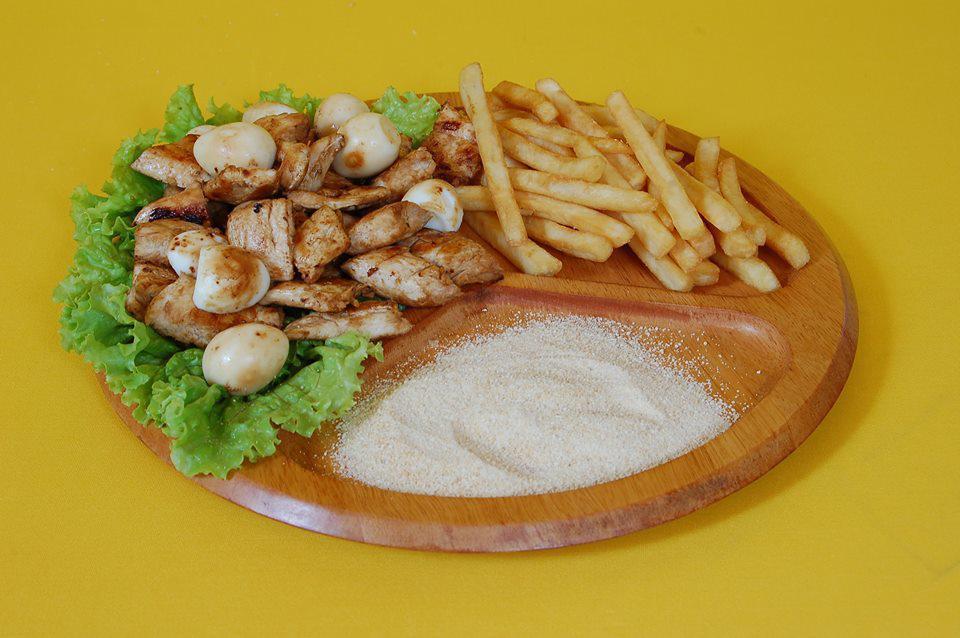 Bico de Pão - Fast Food