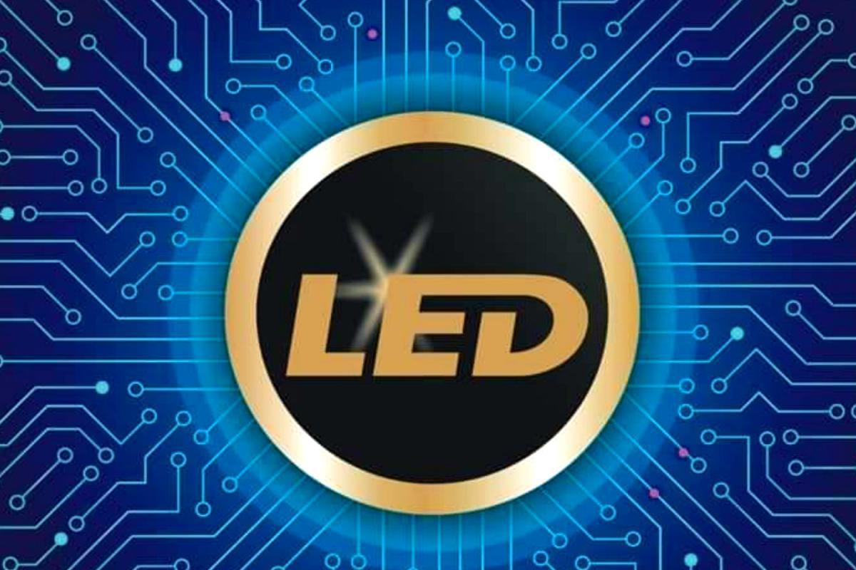 LED Partes