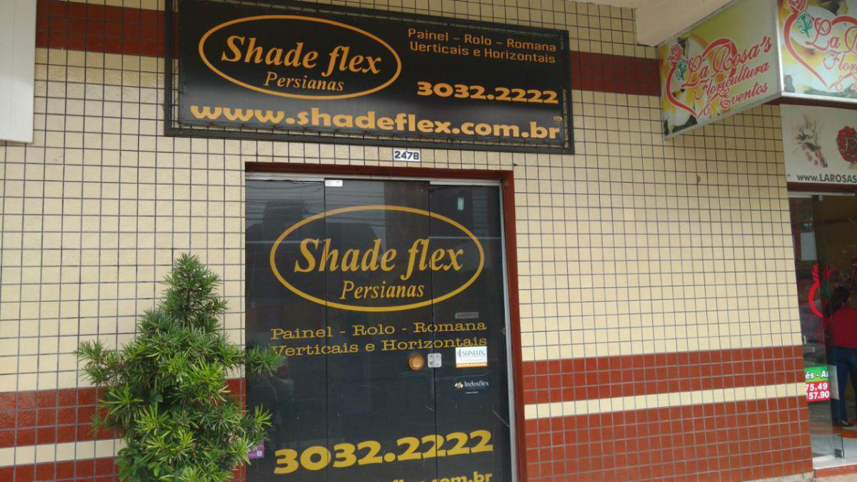 Shade Flex Persianas