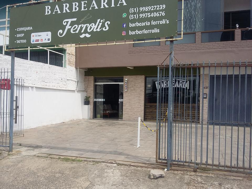 Barbearia Ferroli´s