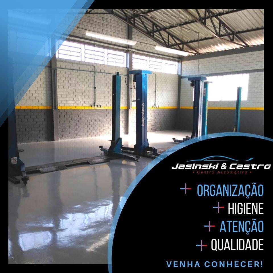 Jasinski & Castro - Centro Automotivo