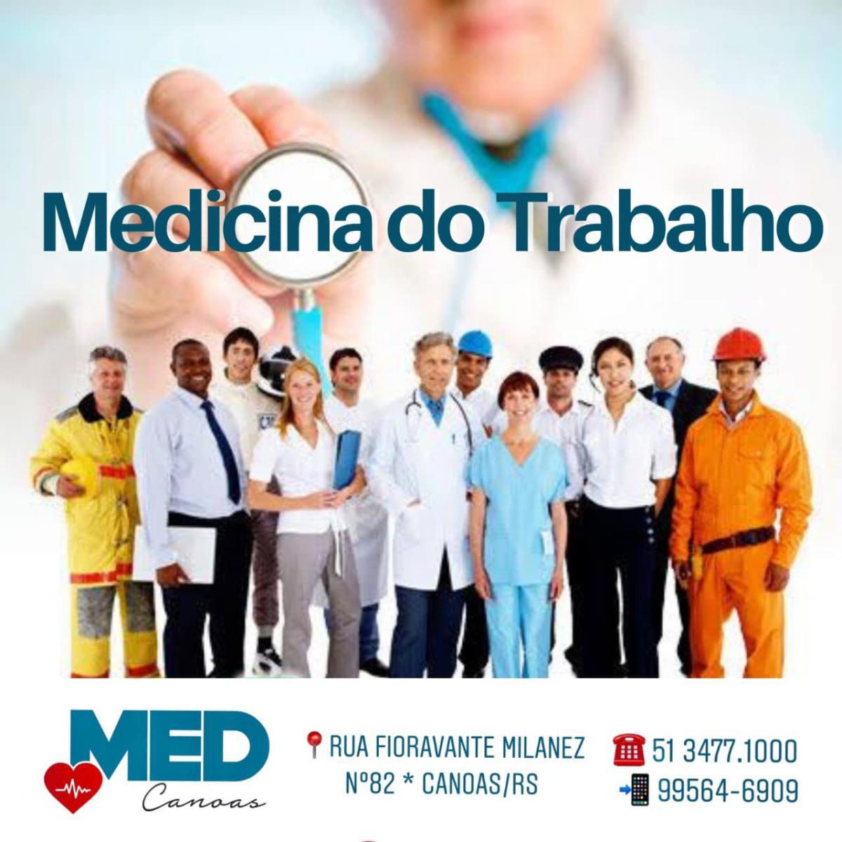 Med Canoas - Consultas Médicas