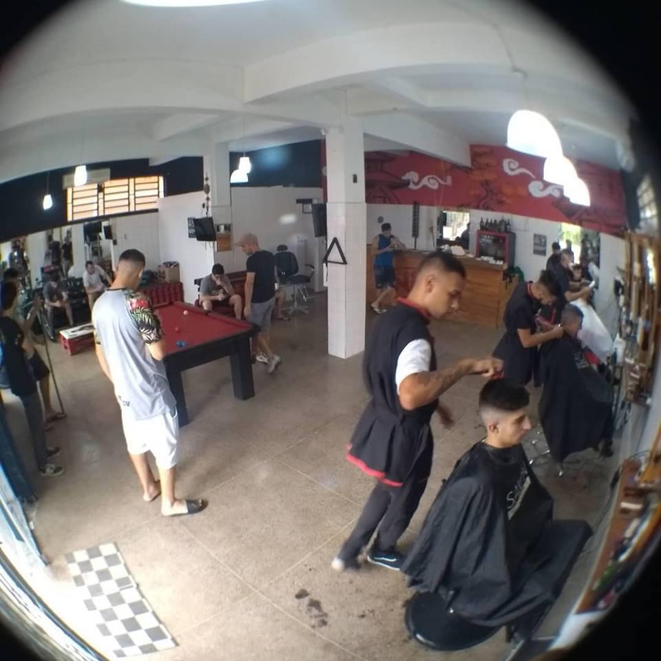Ninja Barber Shop