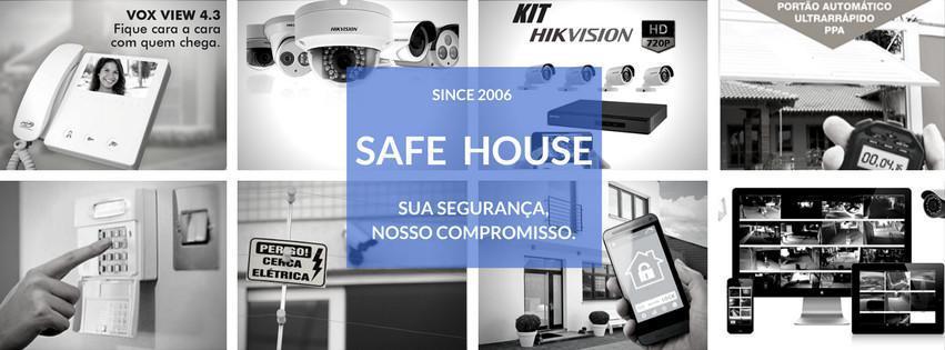 Safe House Sistemas de Segurança