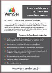 Recrutamento VemSer RH