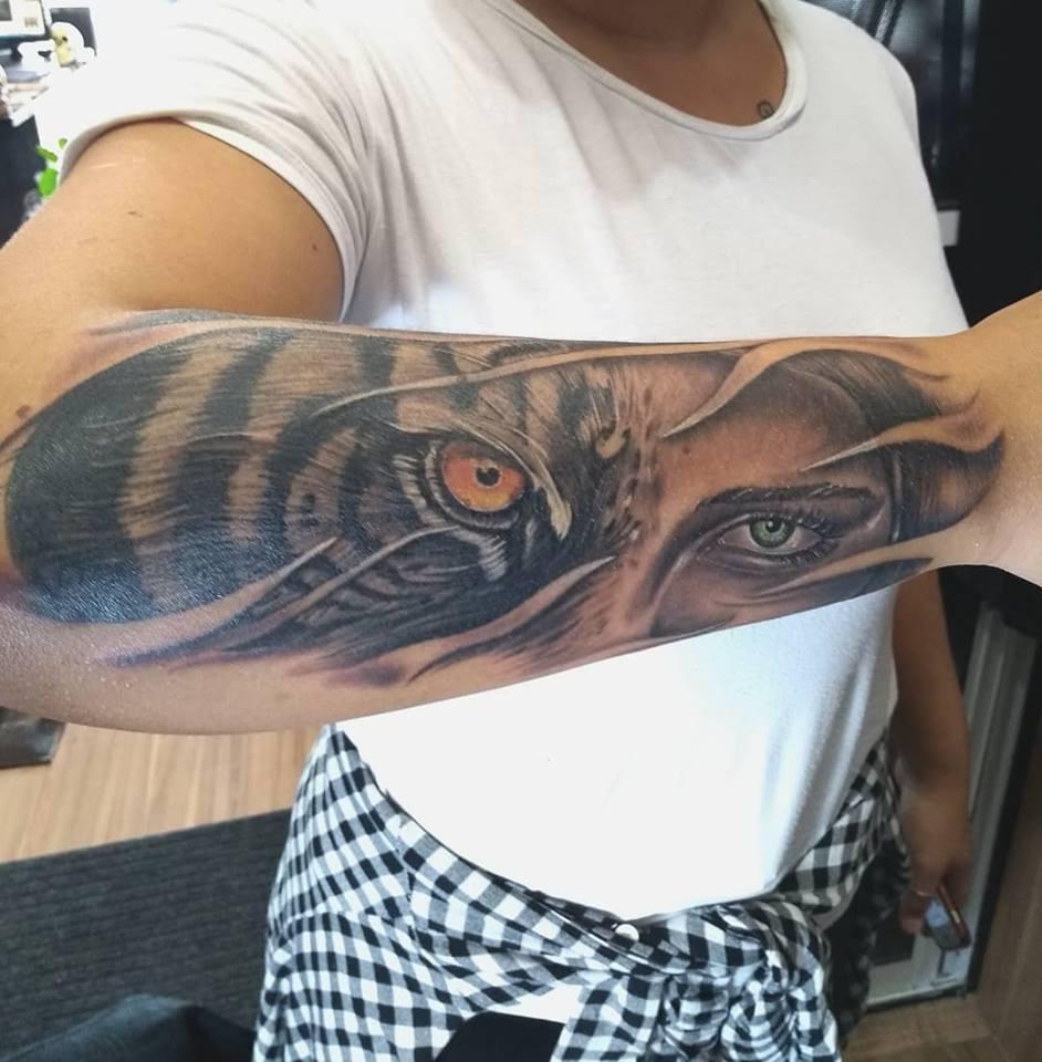 Substrato da Pele Tattoo Studio