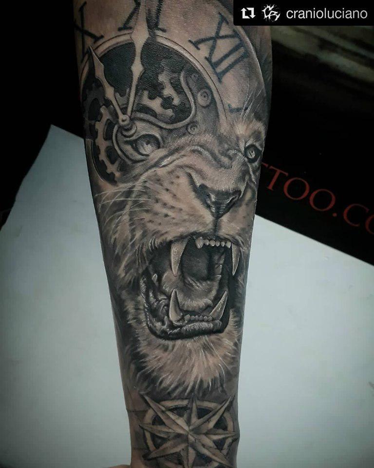 Cranio Tattoo