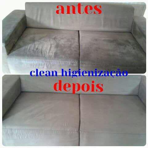 Clean Higienizações a Seco