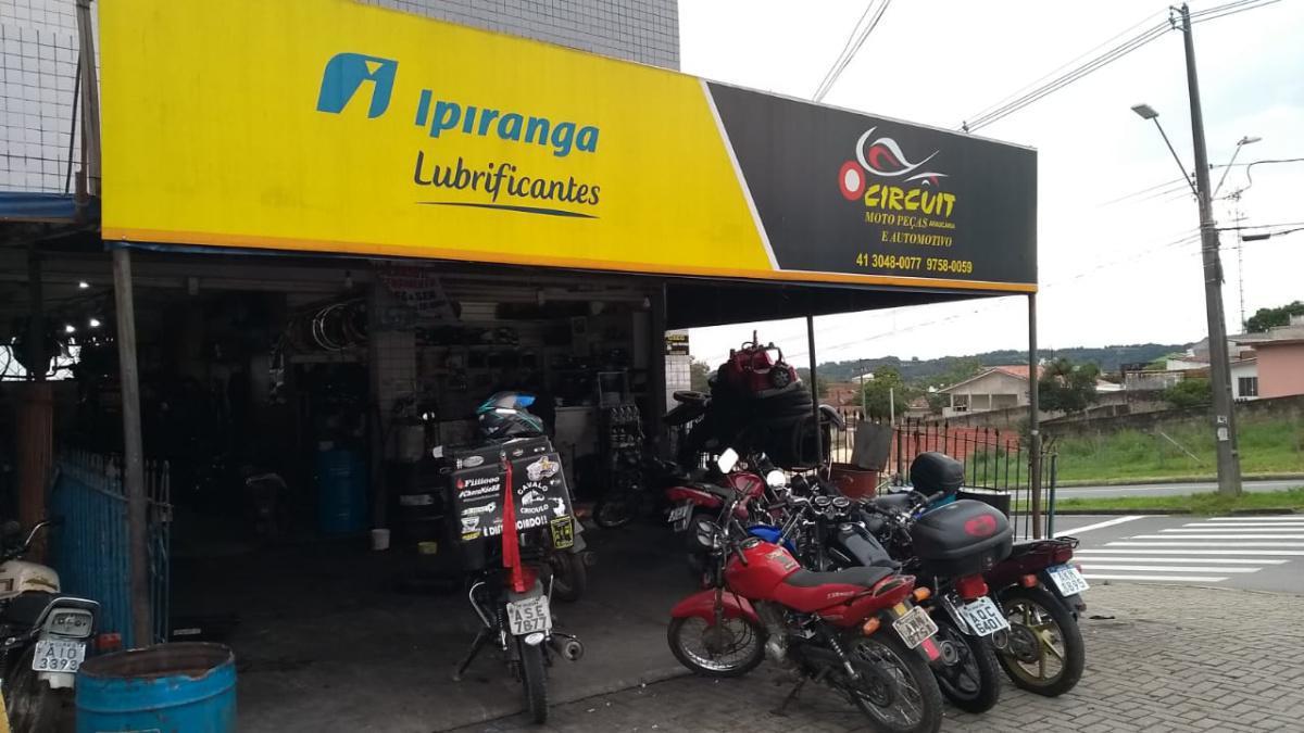 Circuit Moto Peças