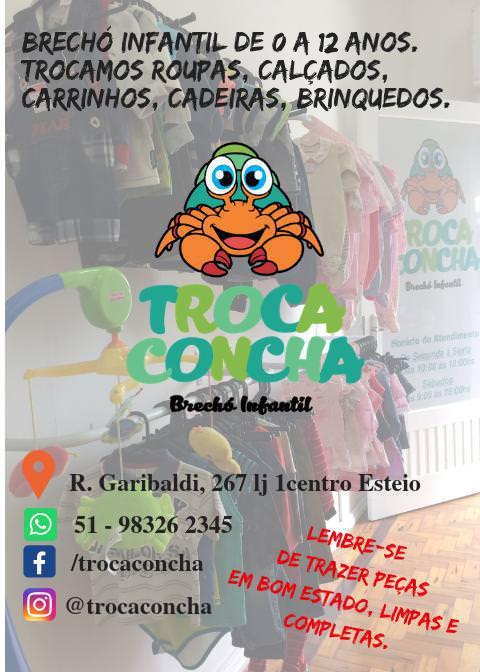 Troca Concha