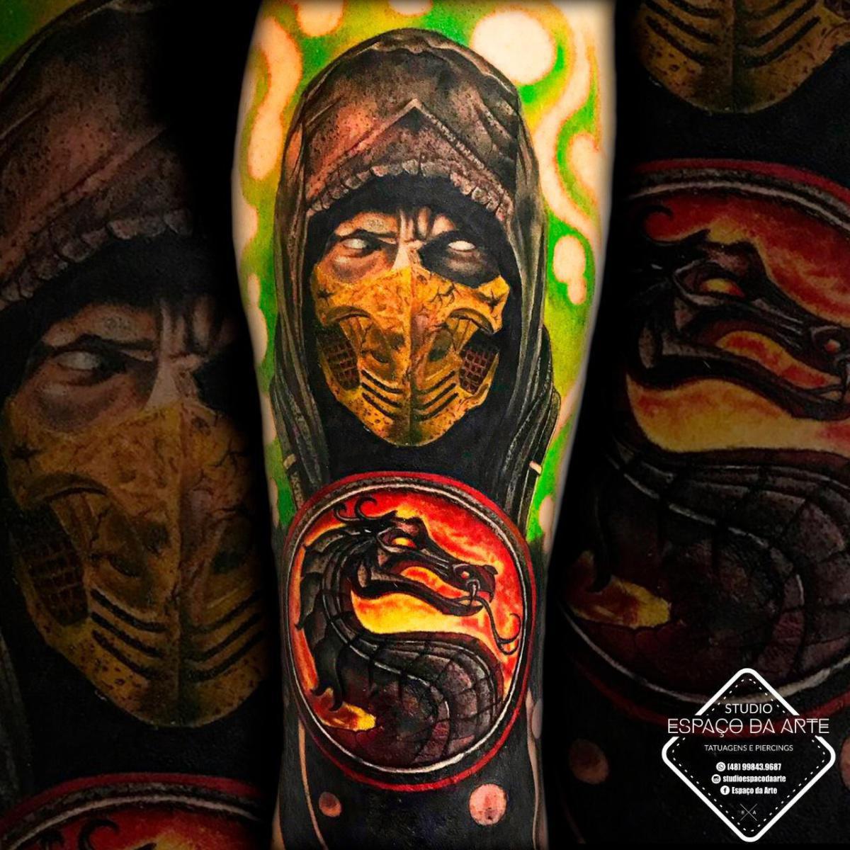 Espaço da Arte Studio Tattoo