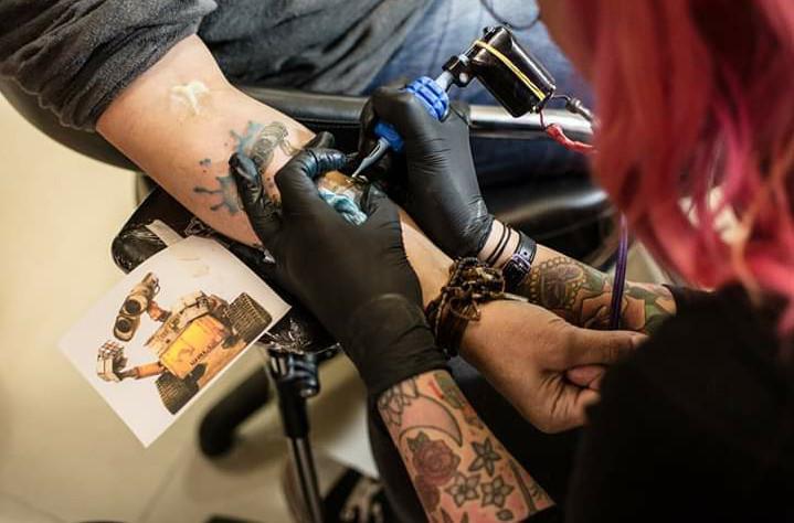 Mayã Briefs Tattoo Shop