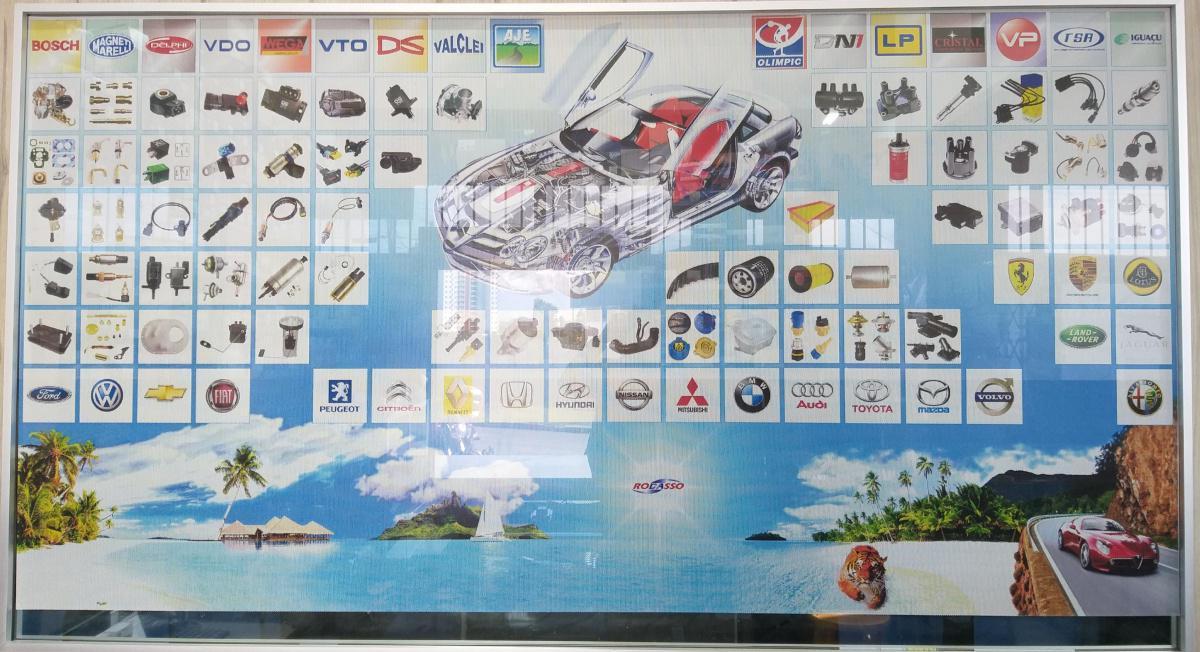 Rodasso Distribuidora Autopeças