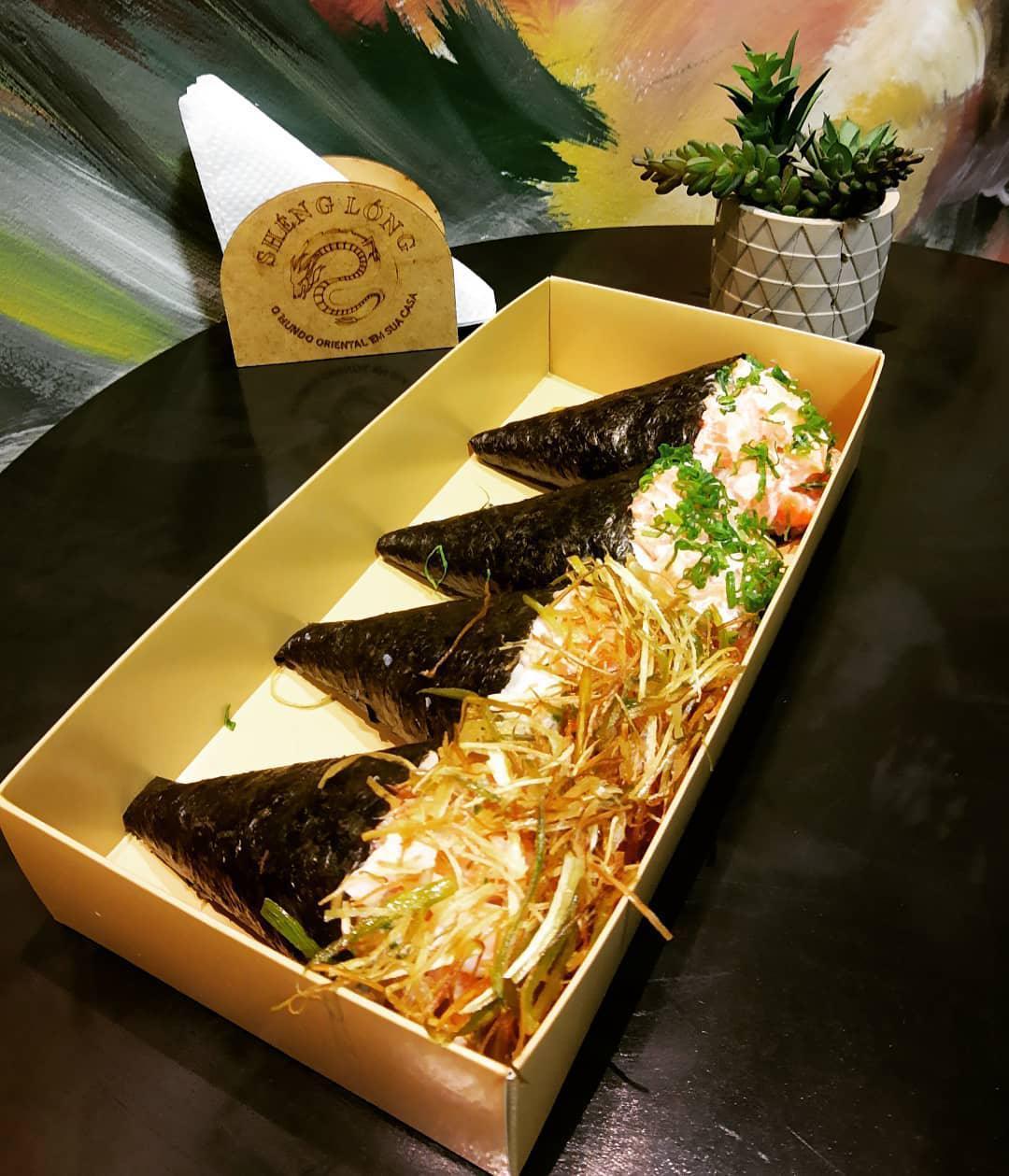Shéng Lóng Delivery Japonês