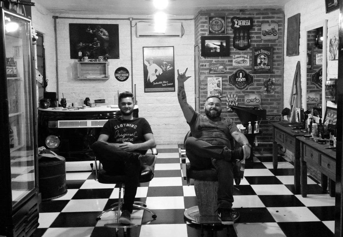 Barbearia Barba Negra
