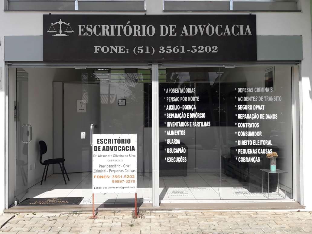 Alexandre O. da Silva Advogado