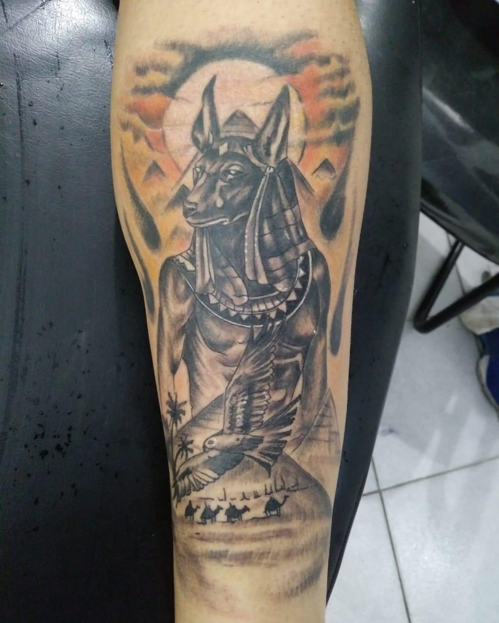 Jorge Tattoo