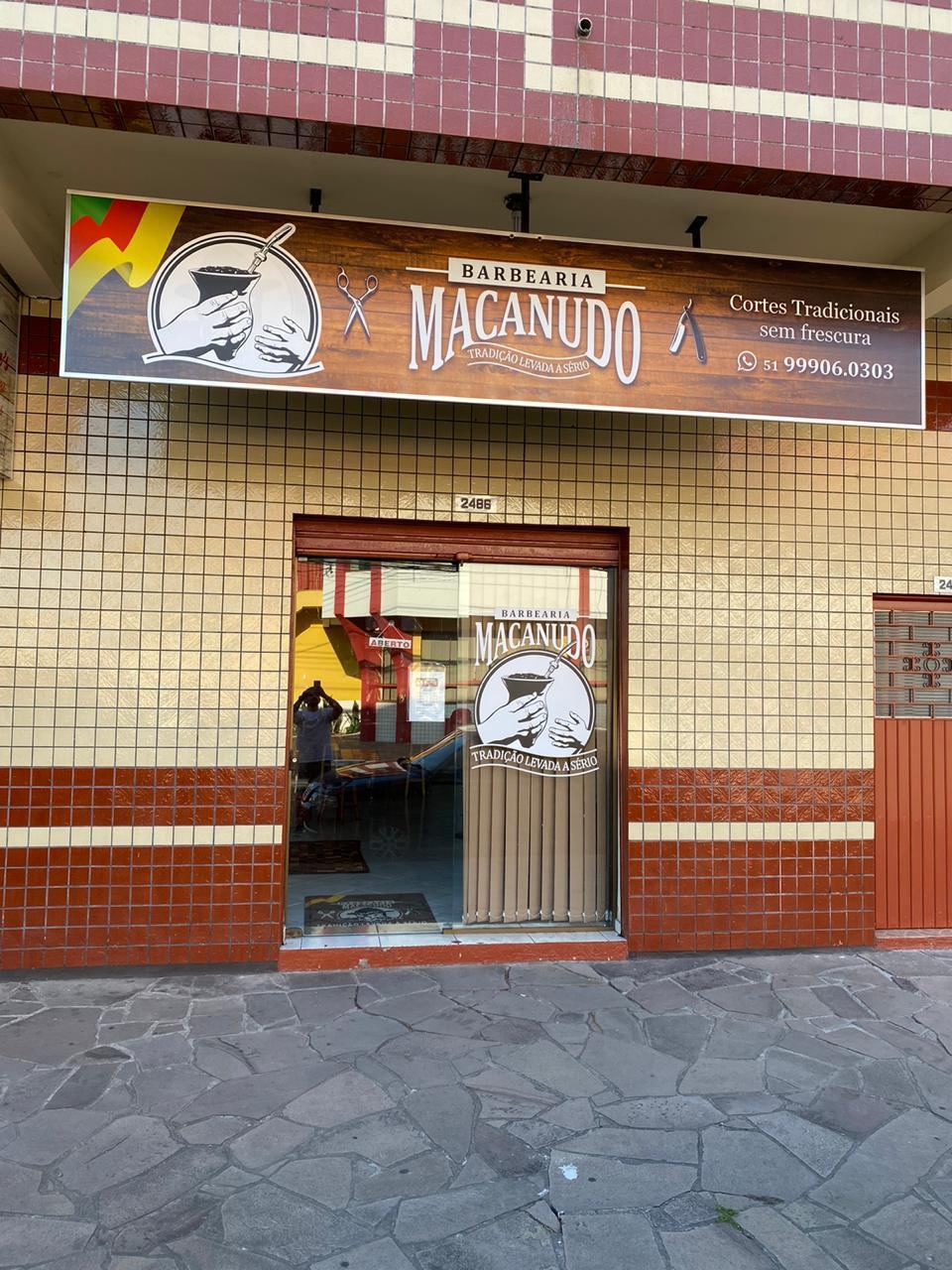 Barbearia Macanudo