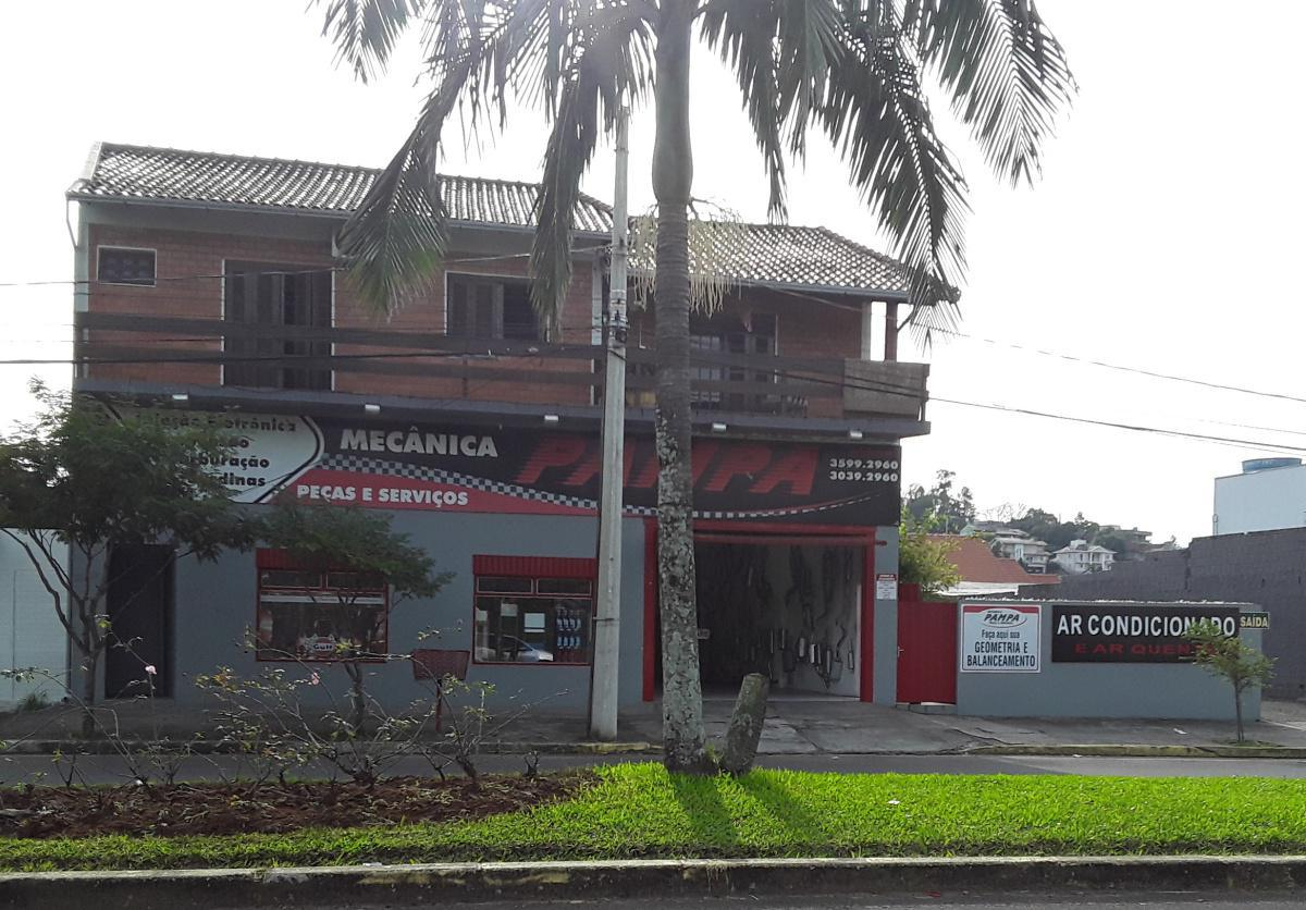 Mecânica / Ar Condicionado Pampa