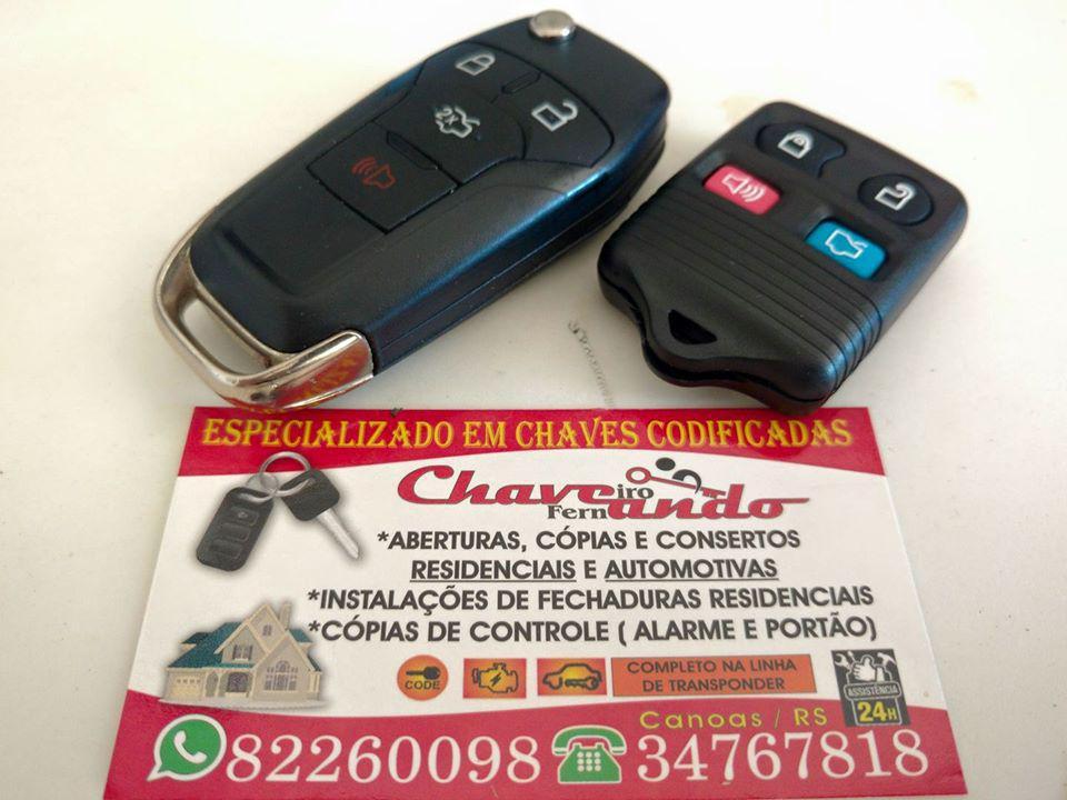 Chaveiro Chaveando