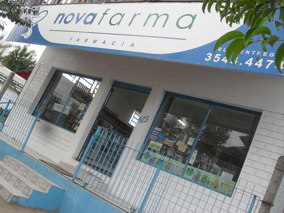 Farmácia Nova Farma