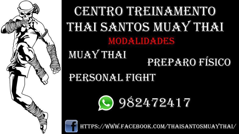 Centro Treinamento Físico Thai Santos