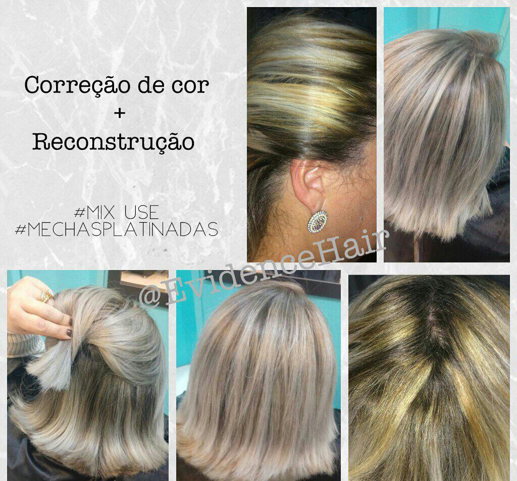 Evidence Hair