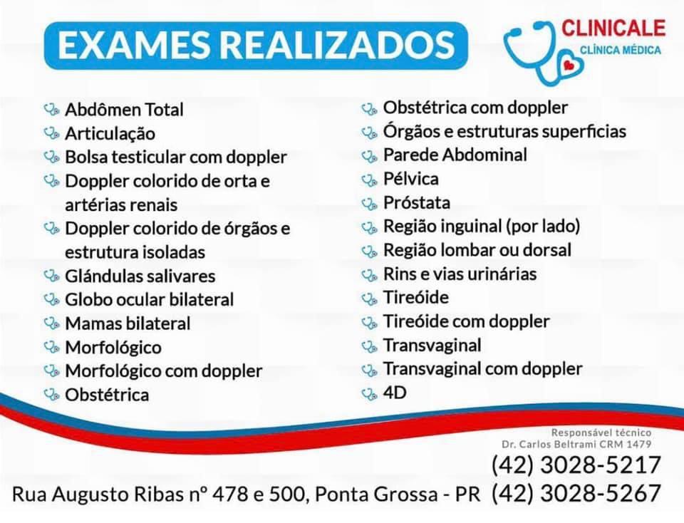 Clinicale - Clínica Médica