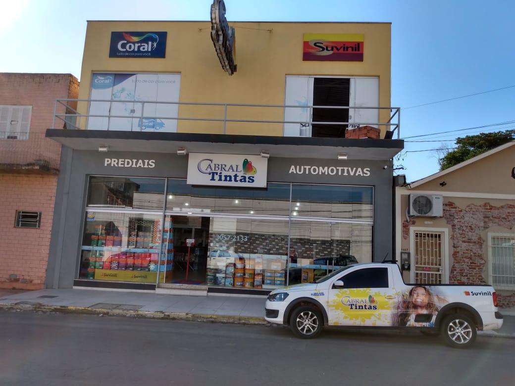 Cabral Tintas