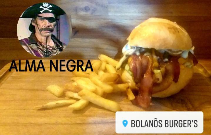 Bolanõs Burger's