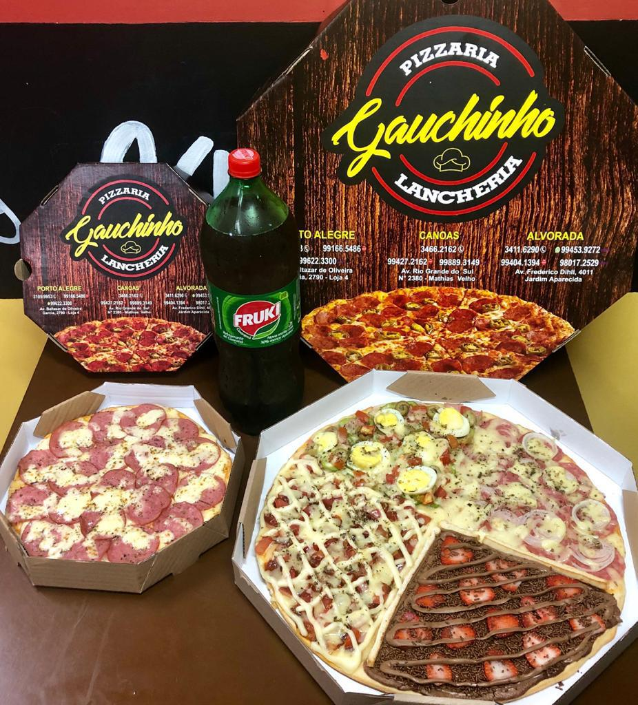 Gauchinho Pizzaria e Lancheria