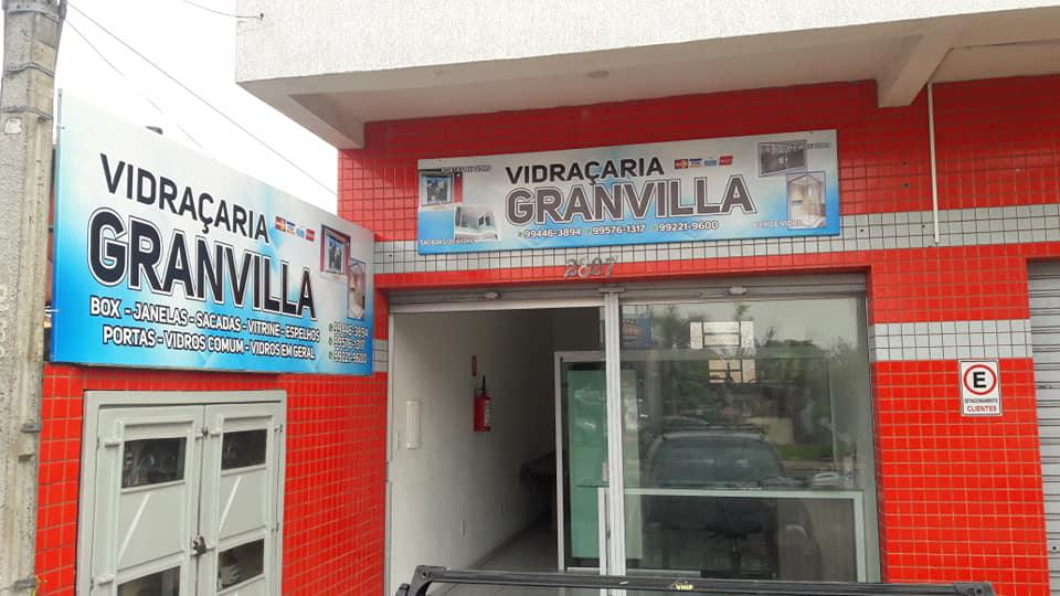 Vidraçaria Granvilla