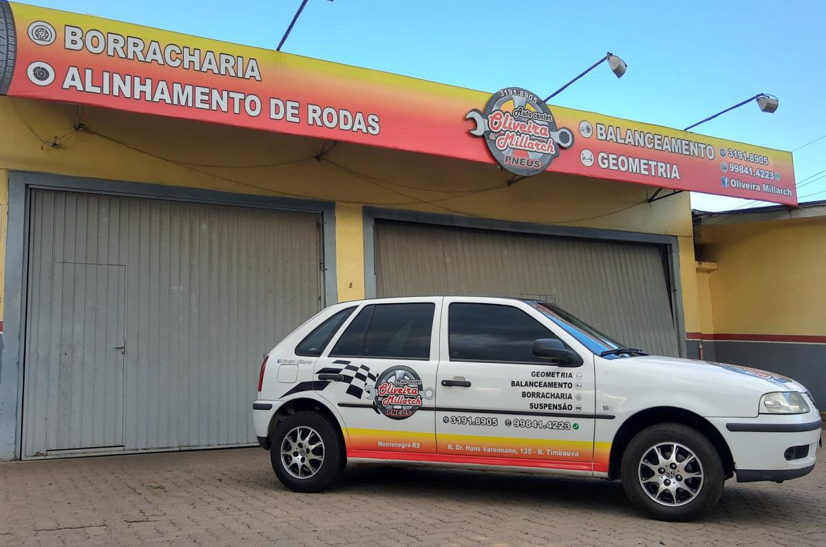 Auto Center Oliveira Millarchi