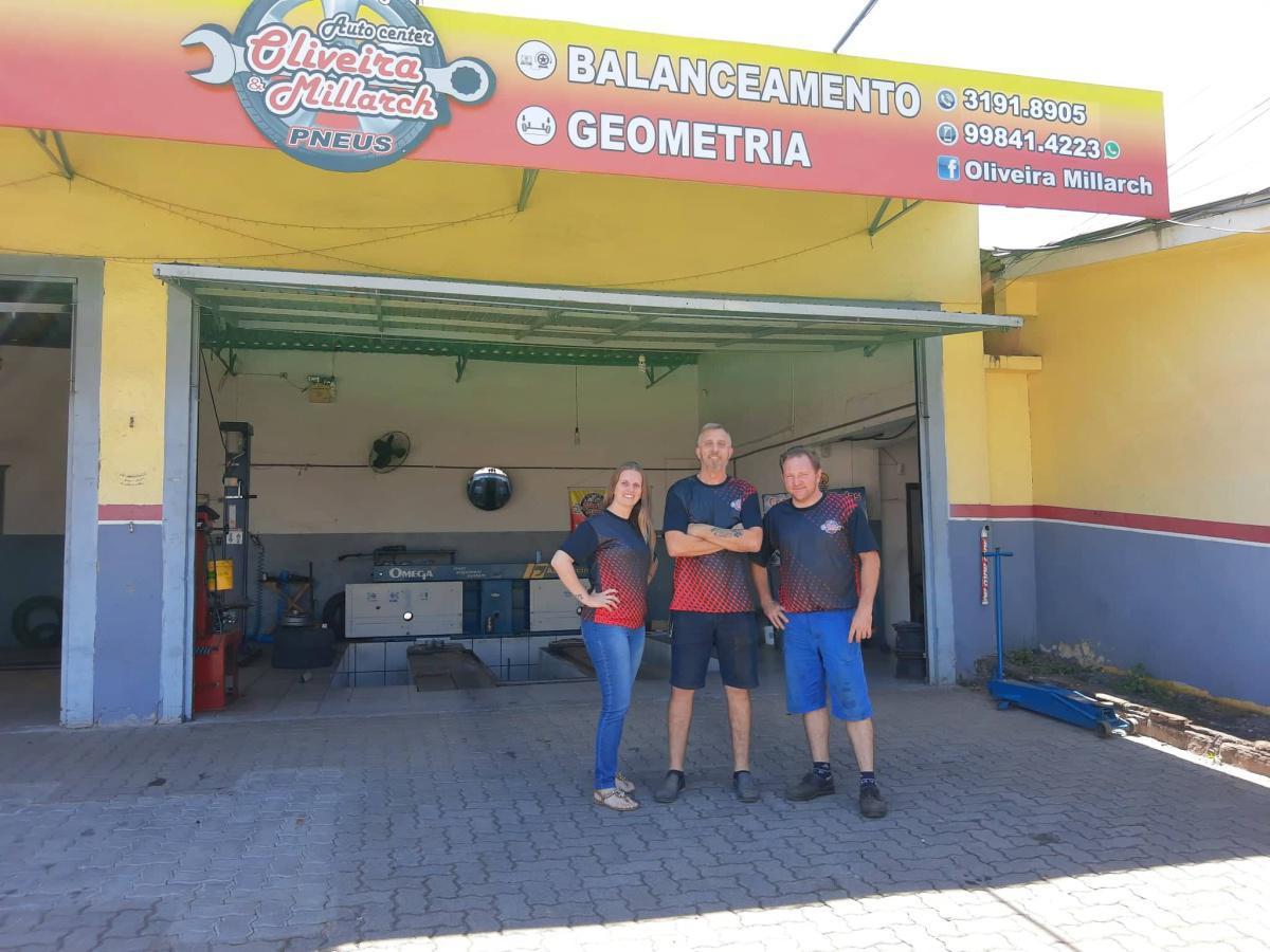 Auto Center Oliveira Millarchi