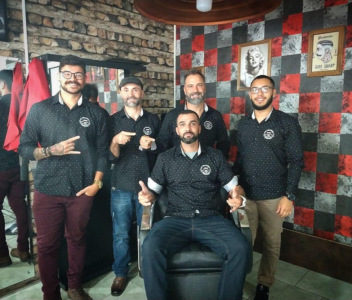 Los Forasteiro Barber Shop