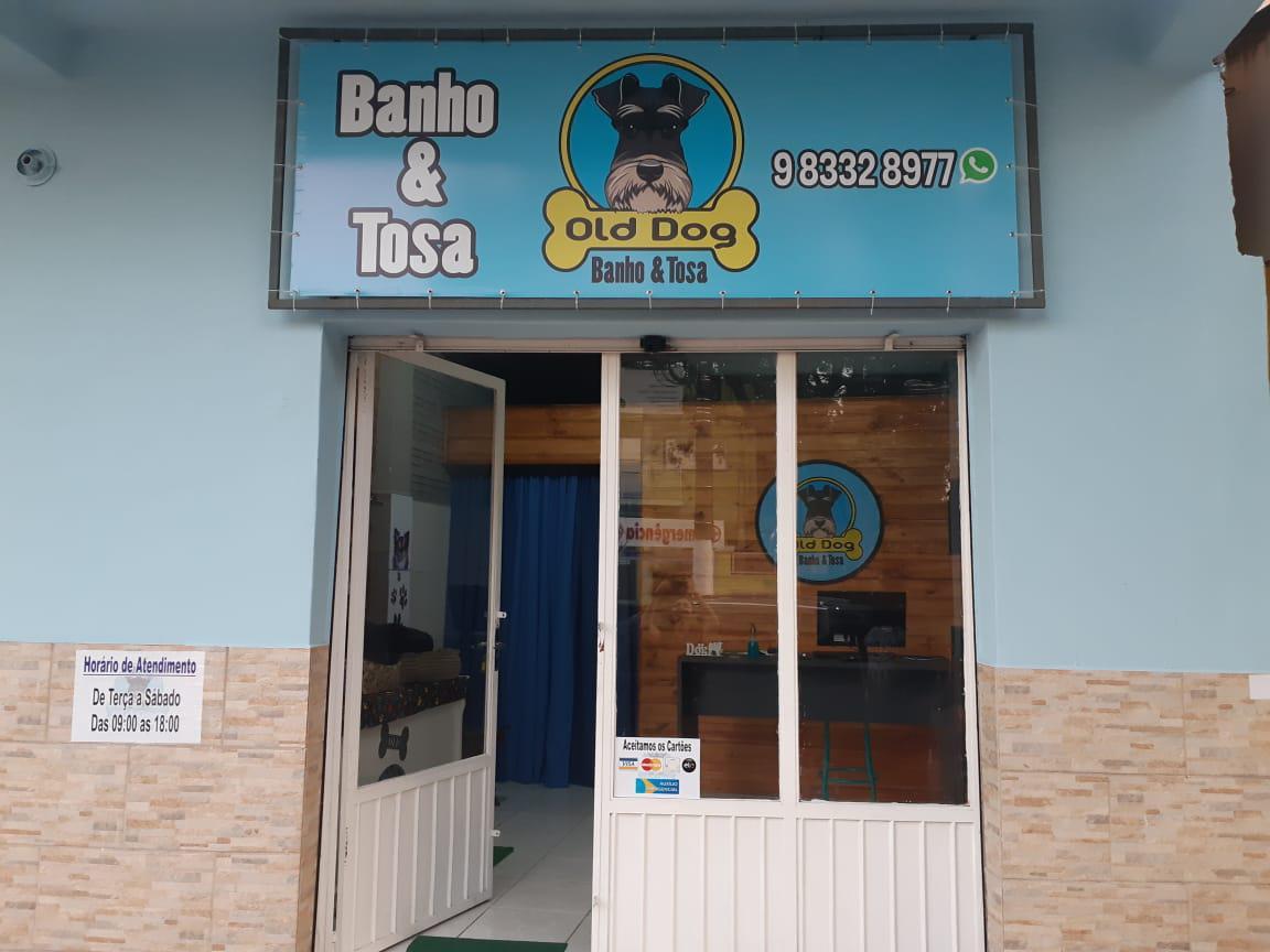 Old Dog Banho & Tosa
