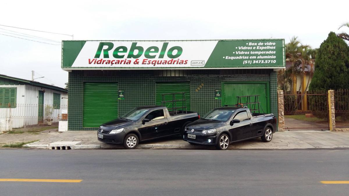 Vidraçaria & Esquadrias Rebelo