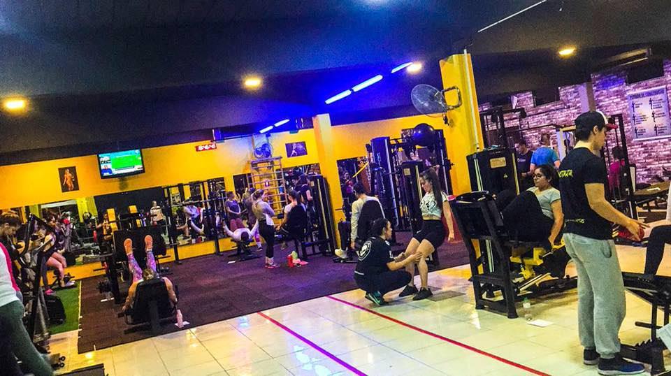 Corpus Fitness