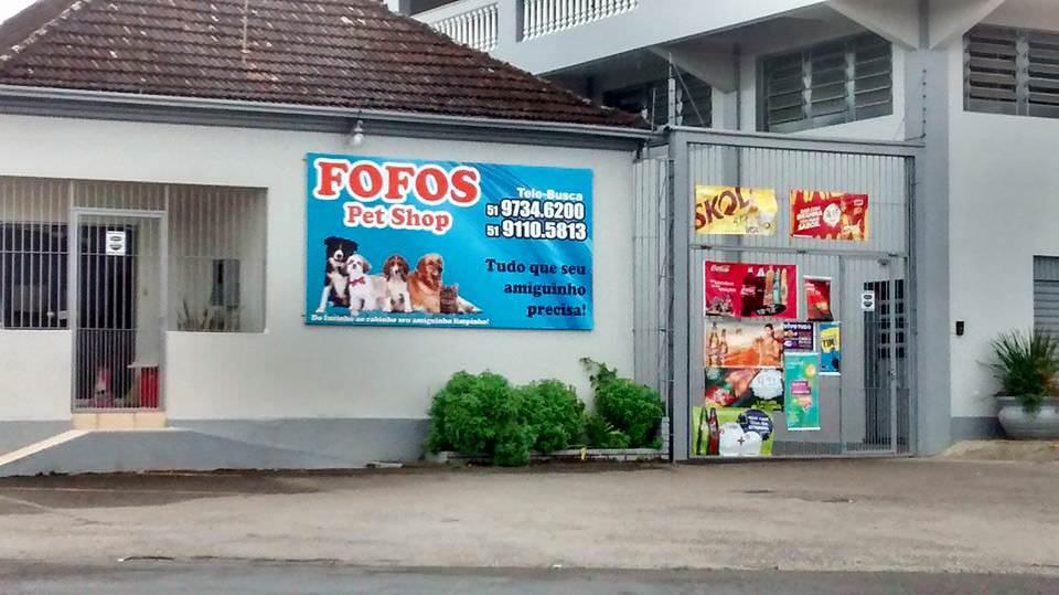 Fofos Pet Shop