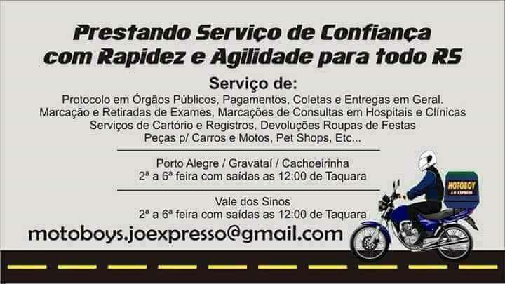 J.O Motoboys Express
