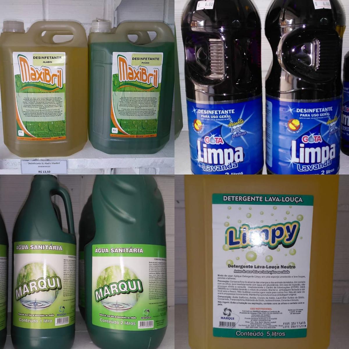 ANM Clean Shop Produtos e Materiais de Limpeza Atacado e Varejo