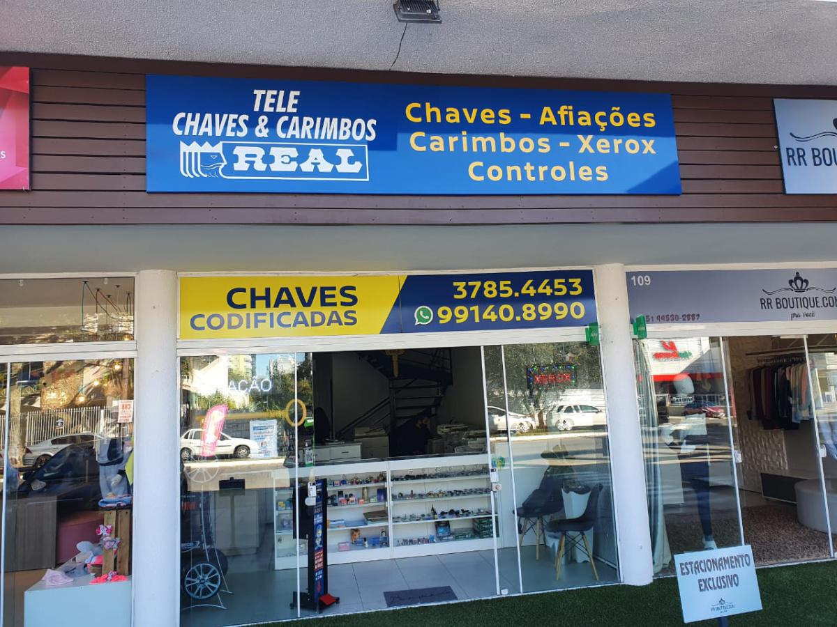 Tele Chaves & Carimbos Real