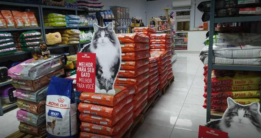 4 Patinhas Pet Shop
