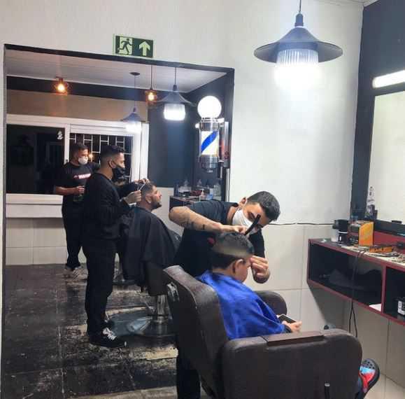 Barbearia Manda Chuva