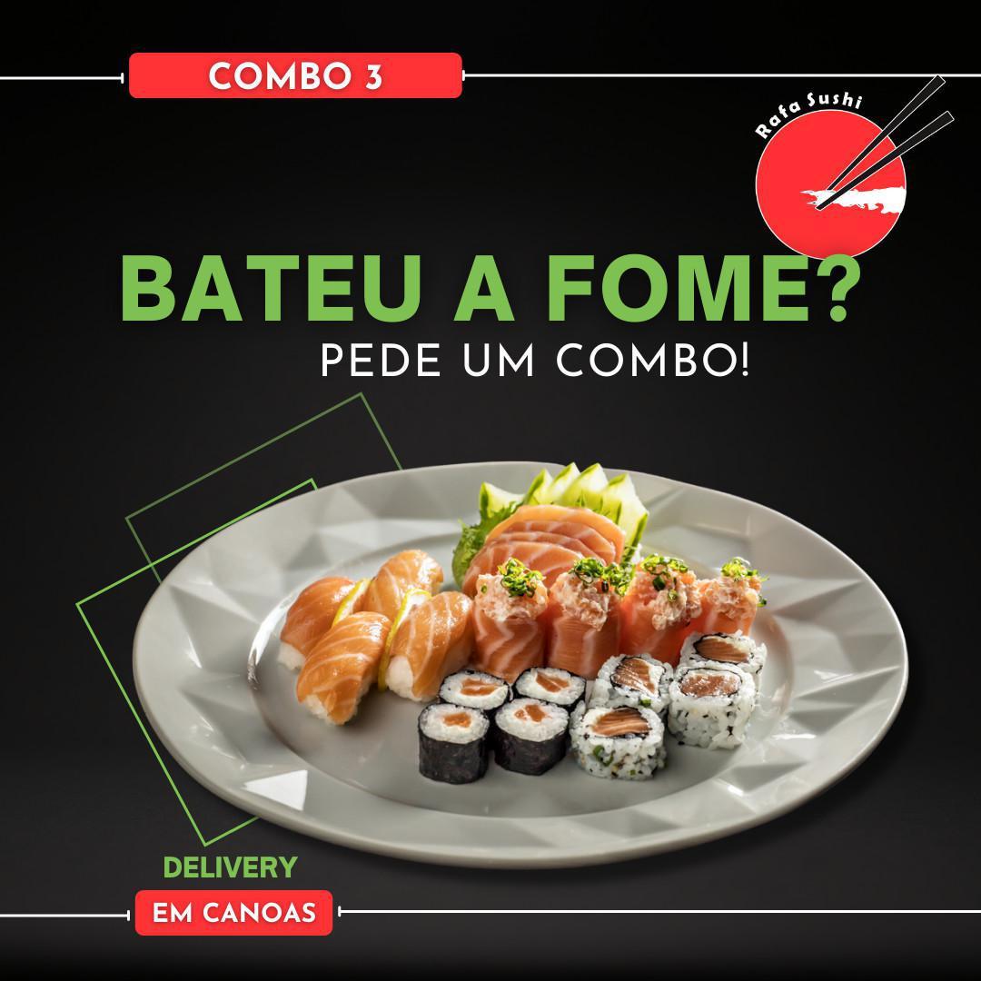 Rafa Sushi Canoas