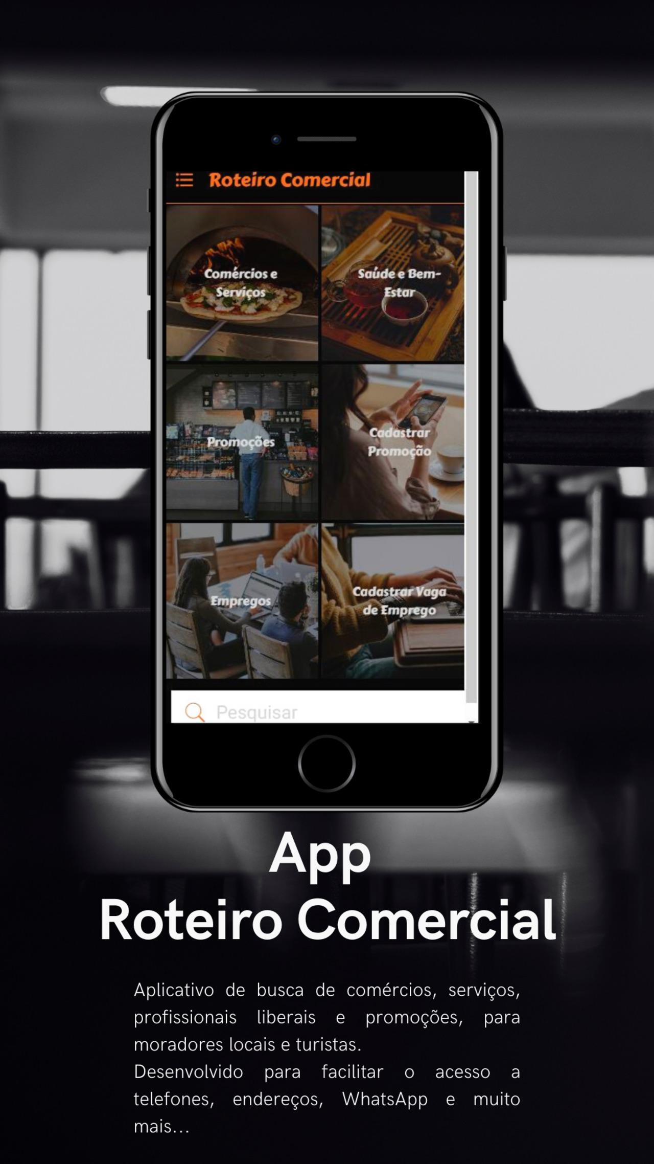 Finalidade do app
