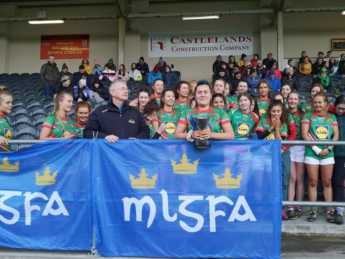 Munster-3-in-a row Champions!