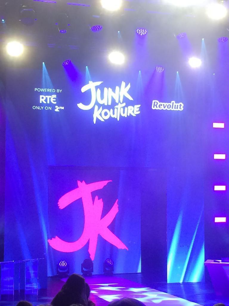 Junk Kouture Regional Final